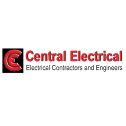 Central Electrical Logo - Circle