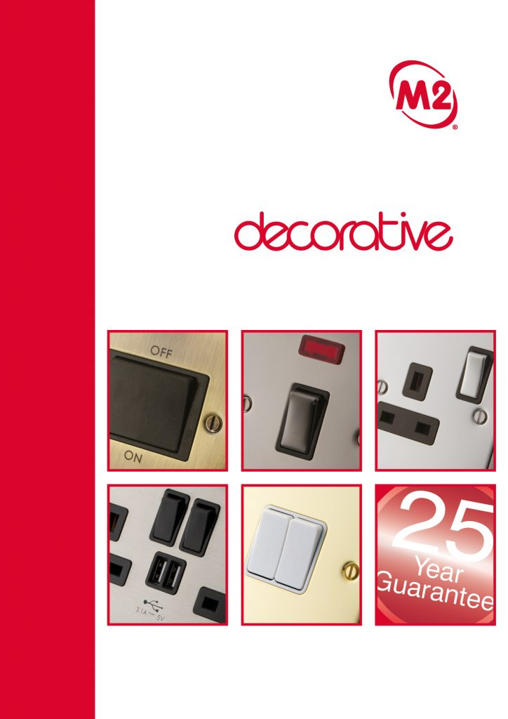 MP 226 - M2 Decorative Brochure
