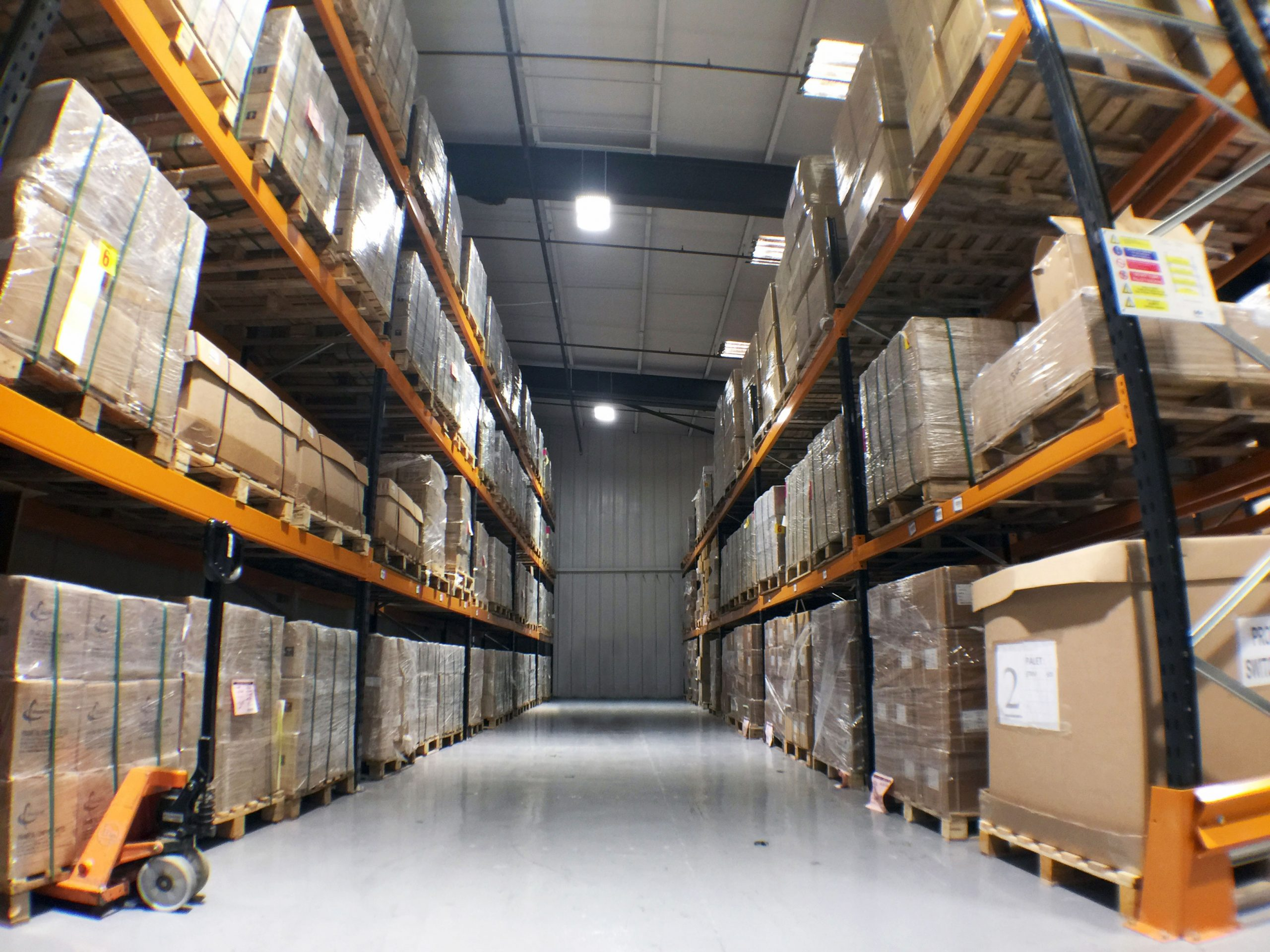 Warehouse-Stock