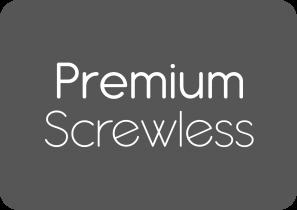 Premiun Screwless - Logo